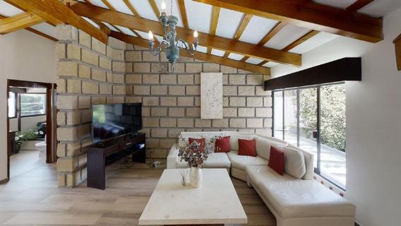 Preciosa Casa En Venta En Romero De Terreros, Coyoacan