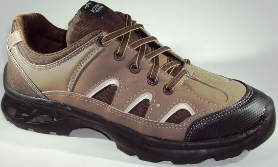 Zapatillas Trekking / Trabajo Action Reforzadas Art.3302