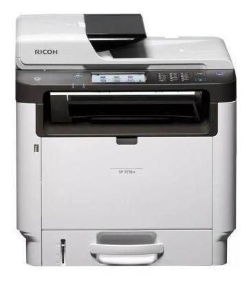 Impressora Multifuncional Ricoh Laser Monocromática Sp3710sf