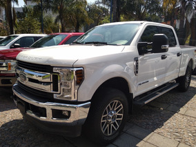 Ford F-250 6.7l Super Duty Cab Dob Diesel 4x4 At 2019 Nuevo