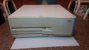 Cpu Ibm Pc 350 P100 16mb Gabinete Vintage Antigo Funcionando