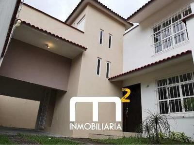 Casa Sola En Renta Fracc. Los Pinos