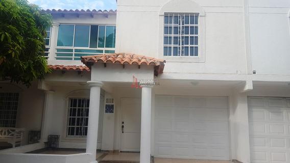 Casa Para Arriendo En Conjunto Cerrado