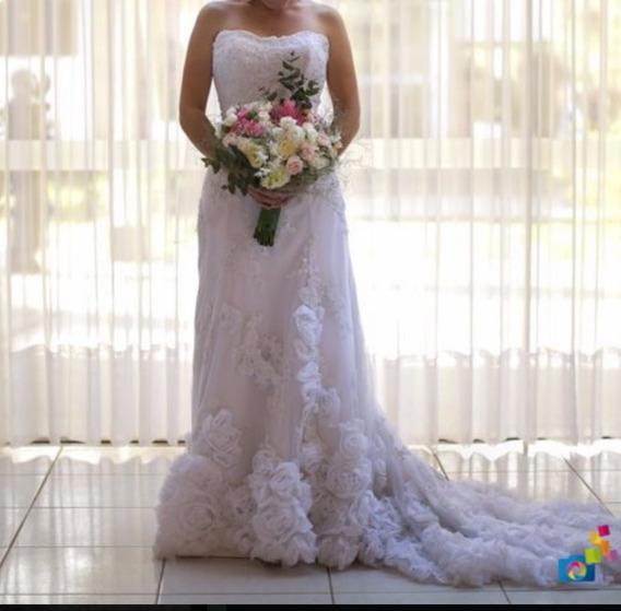 Lindissimo Vestido De Noiva Da Marca Maggie Sottero