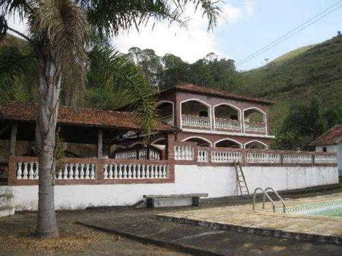 Imagem 1 de 15 de Sítio Com 4 Dormitórios À Venda, 312180 M² Por R$ 2.800.000,00 - Jaguari - São José Dos Campos/sp - Si0052