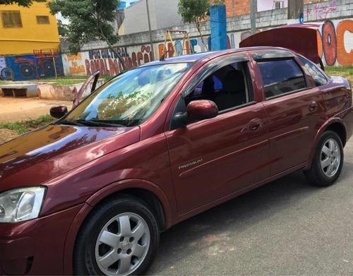 Chevrolet Corsa Sedan 2009 1.4 Premium Econoflex 4p