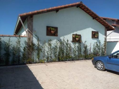Casa Em Condomínio No Cibratel 2 - Itanhaém 7145   Sanm