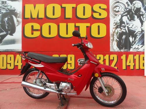 Baccio Px 110 Impecable ==== Motos Couto ====