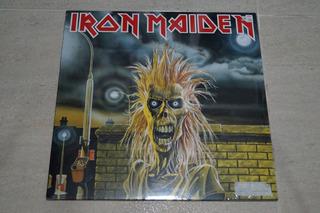 Iron Maiden Iron Maiden Vinilo Rock Activity