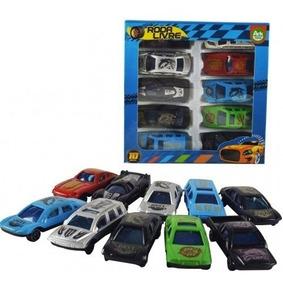 Miniatura De Carros Variado Plastico 30 Peças Pronta Entrega