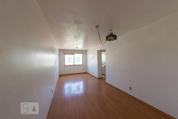 Apartamento Para Aluguel - Cristal, 2 Quartos, 60 - 892996952