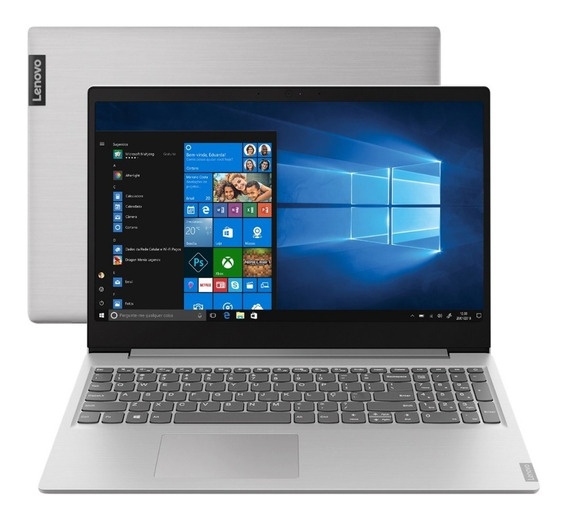 Notebook Lenovo Ideapad S145 Dual Core - 4gb 500gb 15,6