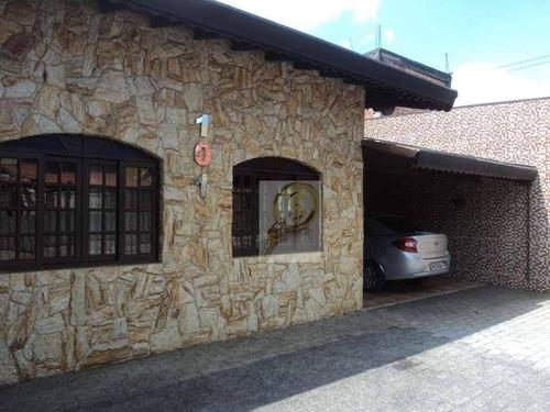Casa Com 3 Dormitórios À Venda, 280 M² Por R$ 950.000,00 - Itaim Paulista - São Paulo/sp - Ca0005