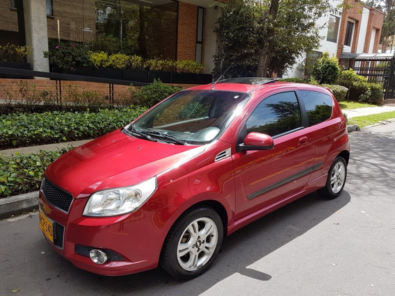 Chevrolet Aveo Emotion Gti Full Equipo 1,6