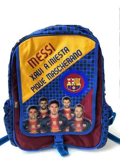 Mochila Espalda 16 Pulgadas Messi, El Mejor Barcelona !!!!