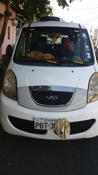 Chery Van Pas 8 Pasajeros 2012