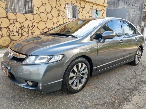 Honda Civic 1.8 Lxl Flex 4p 2011 Leilao Financeiro