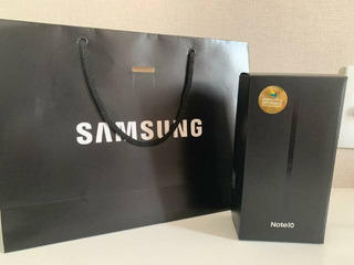 Smartphone Samsung Galaxy Note 10 :: Nota Fiscal E Garantia