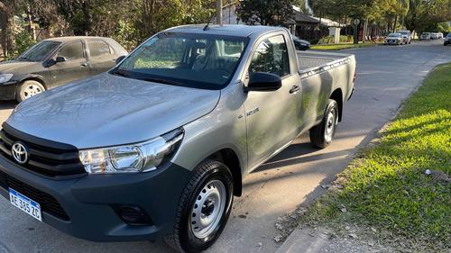 Toyota Hilux 2.4 Cd 150cv 4x2 2020