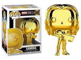 Figura Funko Pop Marvel Ms 10 - Gamora 382