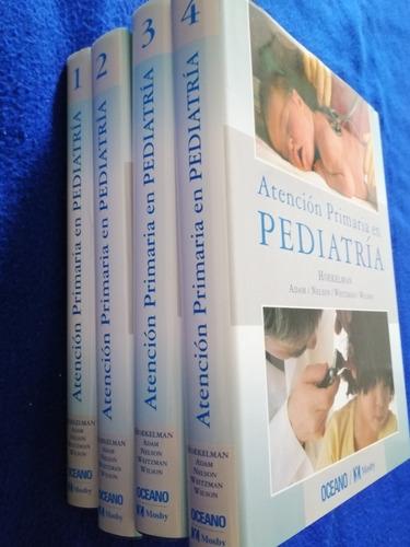 Enciclopedia Atención Primaria Pediatría Oceano