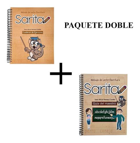Imagen 1 de 7 de Método Sarita Paquete Con 2 Piezas