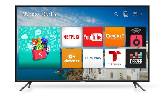 Smart Tv 50 4k Uhd Hitachi Cdh-le504ksmart18