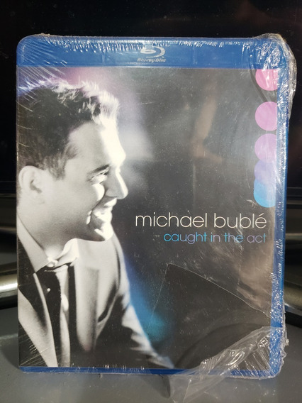 Michael Bublé - Caught In The Act - Blu-ray
