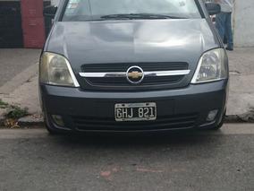 Chevrolet Meriva 1.8 Gl Plus 2007 Nafta $5.000 Y Cuotas