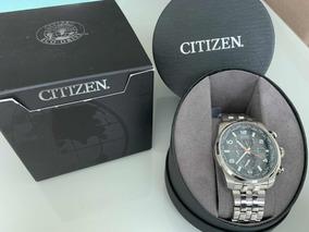 Relógio Citizen Eco Drive Safira