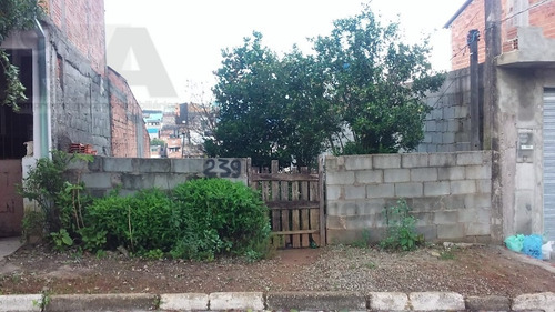 Terreno Em Jardim Varan - Suzano, Sp - 2610