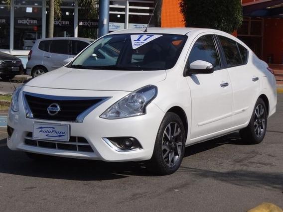 Nissan Versa Unique Cvt 1.6 16v Flex