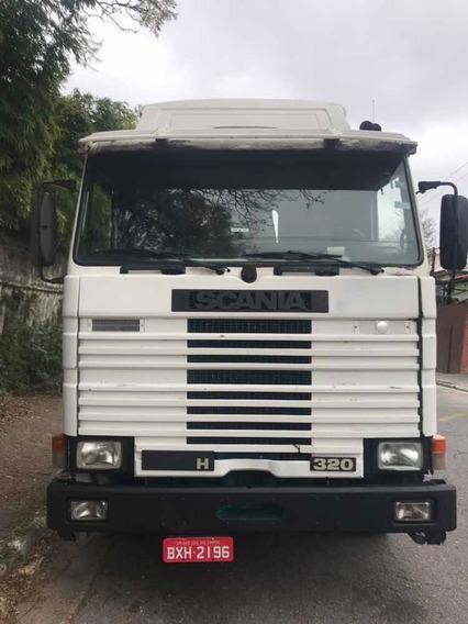 Scania 113 320 1994/1994 Todo Revisado