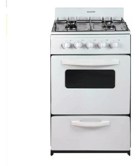 Cocina Gas Natural 4 Hornallas, 51 Cm Envio Gratis Consulta