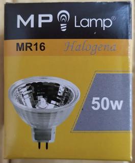 Lampara Dicroica Halogena 50w-12v Mp