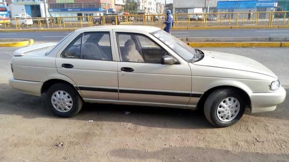 Nissan Sentra 1997 Gasolina Dual Gnv Mecanico Motor 1600cc.