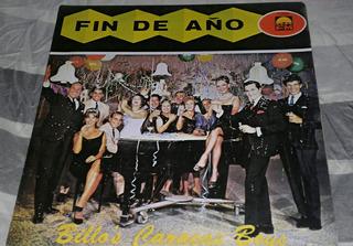 Billos Caracas Boys/ Fin De Año/ Salsa/ Lp Fm Colombia 1983