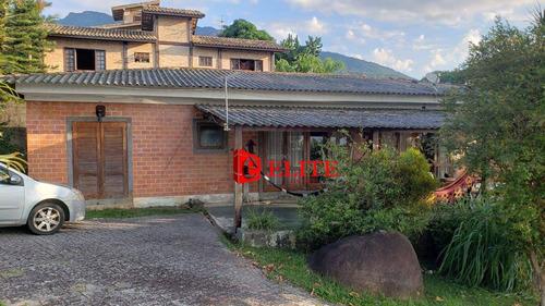 Chácara Com 4 Dormitórios À Venda, 5000 M² Por R$ 1.199.999,99 - Barra Velha - Ilhabela/sp - Ch0054