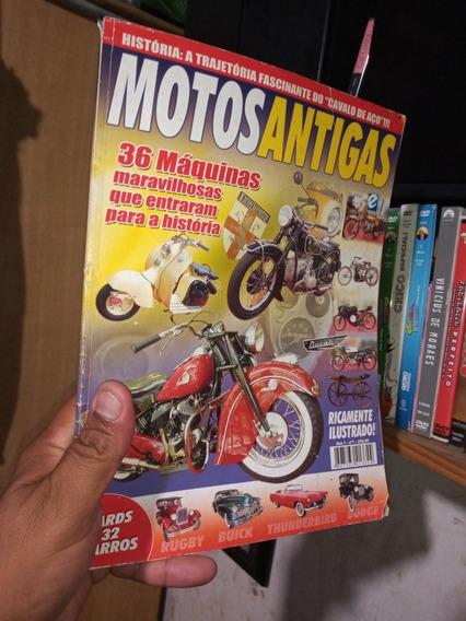 Motos Antigas - Frente Grátis