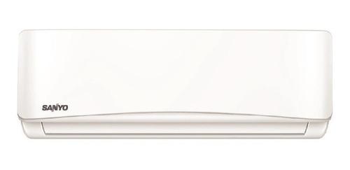 Imagen 1 de 1 de Aire acondicionado Sanyo split frío/calor 2100 frigorías blanco 220V KCS25HA3AN