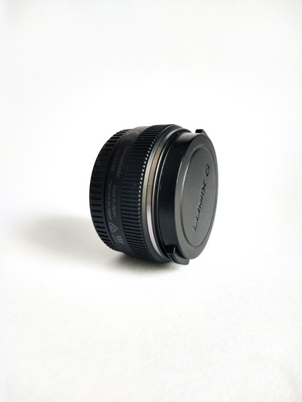 Lente Lumix 14mm F2.5 Asph Ii Blackmagic, Panasonic Lumix