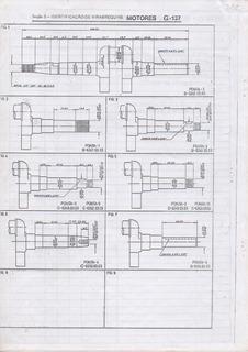 Virabrequim Montgomery 137 3.4hp Para Identificação Modelo