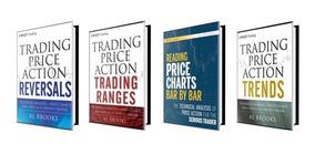 3 Livros Price Action - Al Brooks - Português Br + 1 Brinde