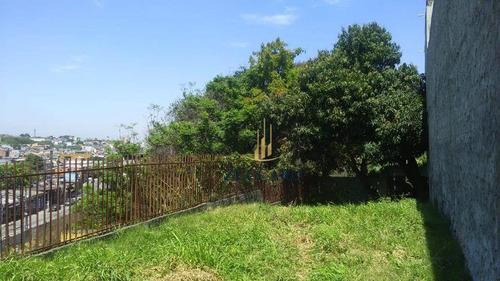 Terreno À Venda, 138 M² Por R$ 190.000 - Jardim Nova Guarulhos - Guarulhos/sp - Te0870