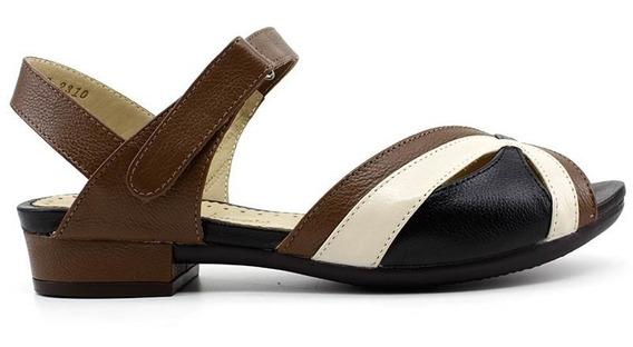 Sandália Senhora Opananken 22828 Multicolor Pixolé Calçados