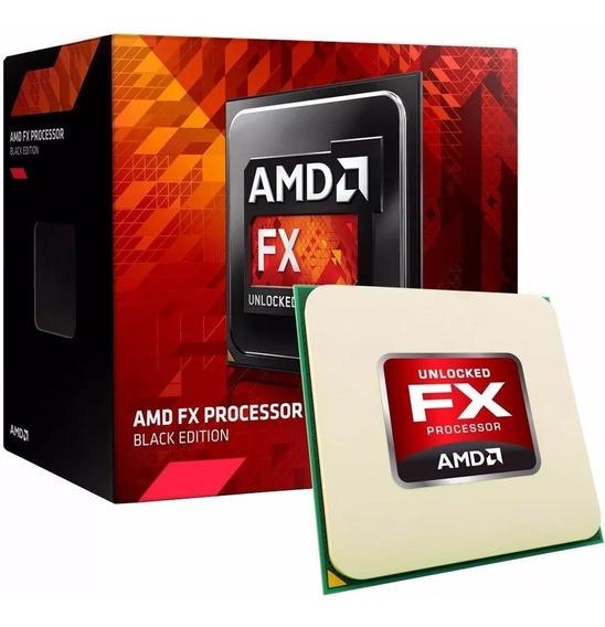 Processador Amd Fx-6300 3.5ghz 14mb Black Edition Am3+ C/ Garantia Lacrado