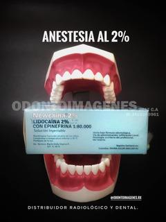 Libro De Anestesia 2% Y 3%