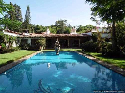 Hermosa Residencia En Un Nivel En Rancho Cortés Clave Cs533