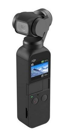 Dji Osmo Pocket 4k Gimbal Câmera Filmadora Estabilizador