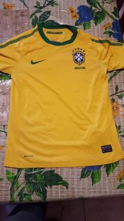 Playera Original Brasil Nike Niño